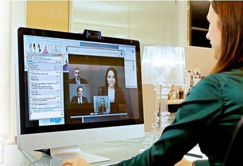 Blended Learning - Desktop Videoconferencing