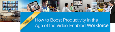 Boost Productivity in the Age of the Video-Enabled Workforce?